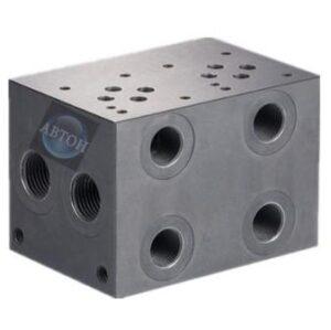 Блок клапанов